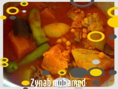 ملف يوضح طريقة تحضير اغلب اطباق الكسكسي الليبي الطرابلسي بالتفصيل من الألف إلى الياء 200810252639-001
