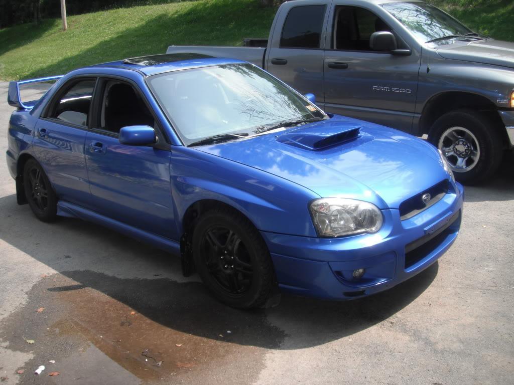 Member's Subarus! Scoop1002