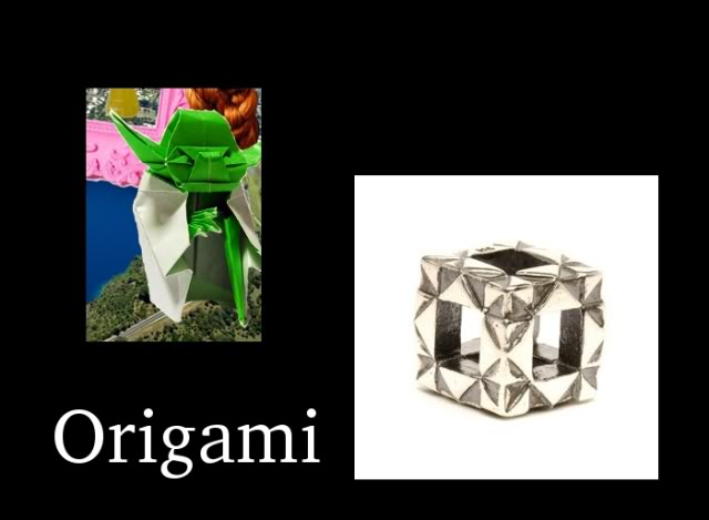 Image puzzle 1 - Stats, answers and winner! Origamic
