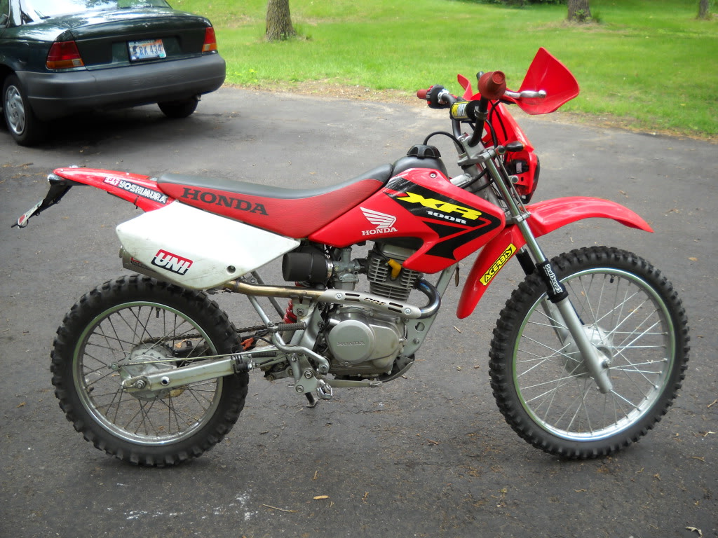 Barely Legal XR100 in Minneapolis DSCN0161