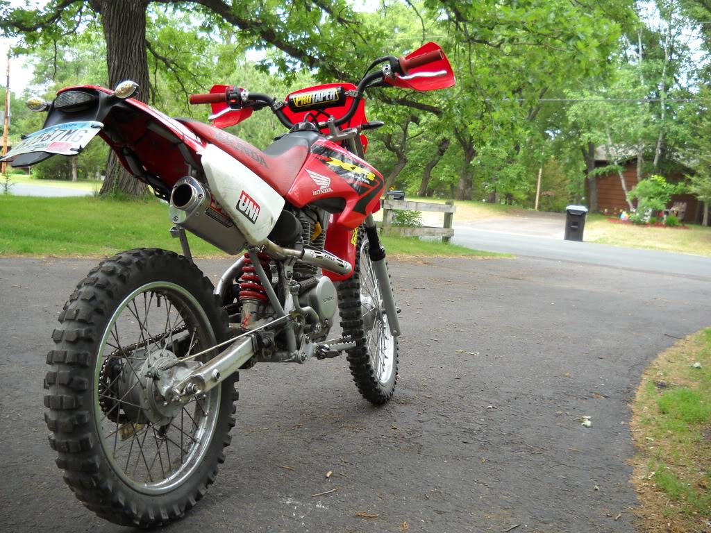 Barely Legal XR100 in Minneapolis DSCN0164