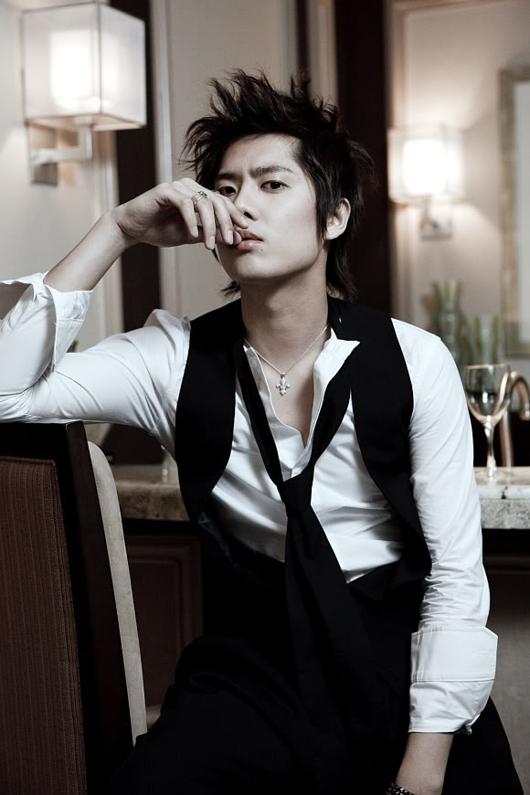 Kyu photoshoot1 Pictures, Images and Photos