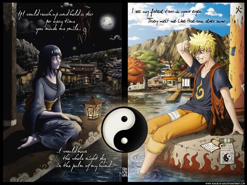 NaruHina: El Ying y el Yang YingyangHN