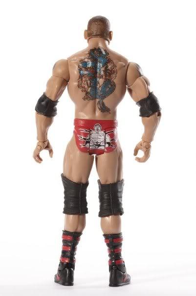 WWE PPV Heritage 01 : Wrestlemania (2010) Batista4-1