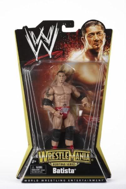WWE PPV Heritage 01 : Wrestlemania (2010) Batistam-1