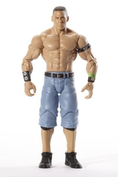 WWE PPV Heritage 01 : Wrestlemania (2010) Cena1-2