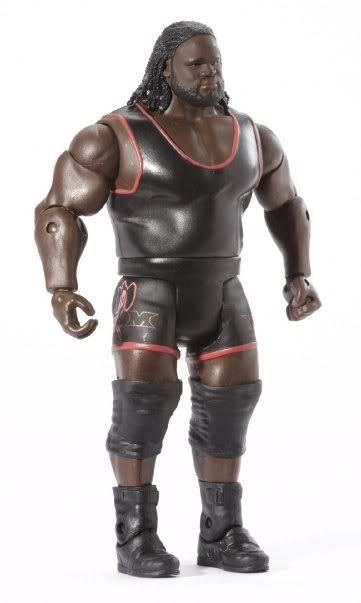 WWE Basic Figures Série 02 (2010) Henry3
