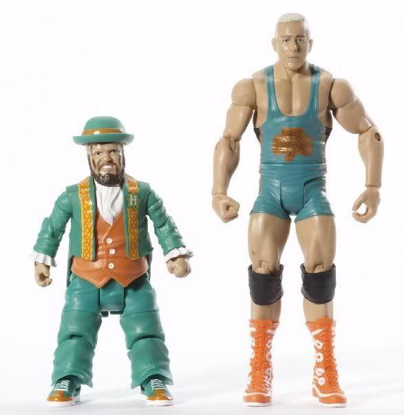 WWE Basic Figures 2-Pack Série 2 Hornsfinlay1