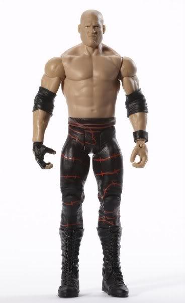 WWE Basic Figures Série 02 (2010) Kane1-1