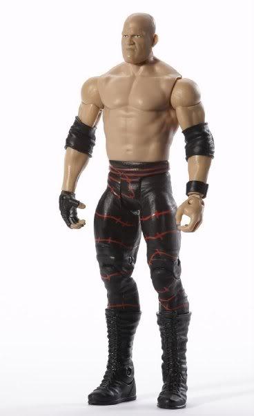 WWE Basic Figures Série 02 (2010) Kane2