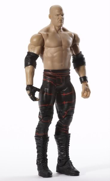 WWE Basic Figures Série 02 (2010) Kane3