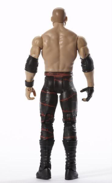 WWE Basic Figures Série 02 (2010) Kane4