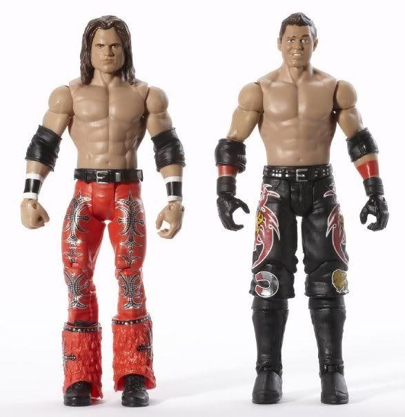 WWE Basic Figures 2-Pack Série 2 Morrisonmiz1