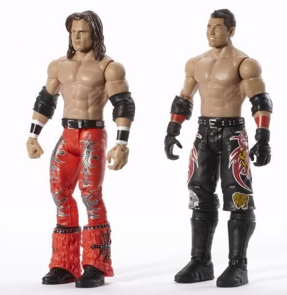 WWE Basic Figures 2-Pack Série 2 Morrisonmiz2
