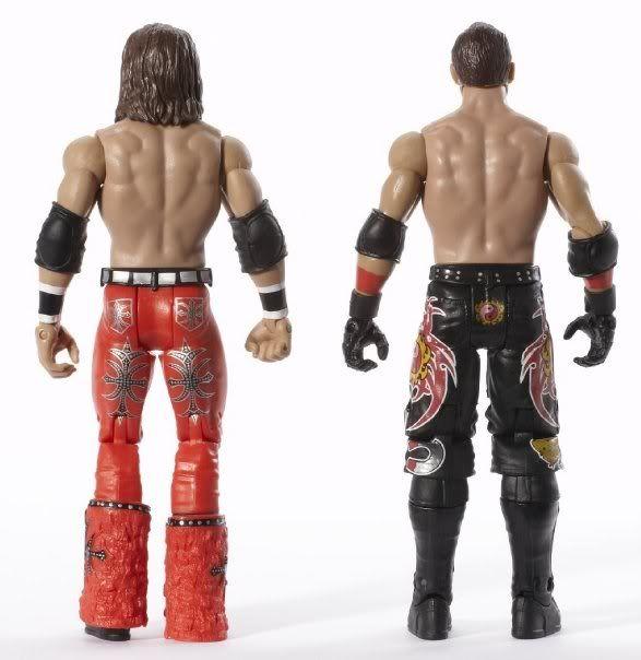 WWE Basic Figures 2-Pack Série 2 Morrisonmiz4