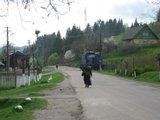 515 : Dorneşti - Gura Putnei - (Putna) - Nisipitu - Seletin UKR Th_217-Locomotivarebruseazaintr-unloci