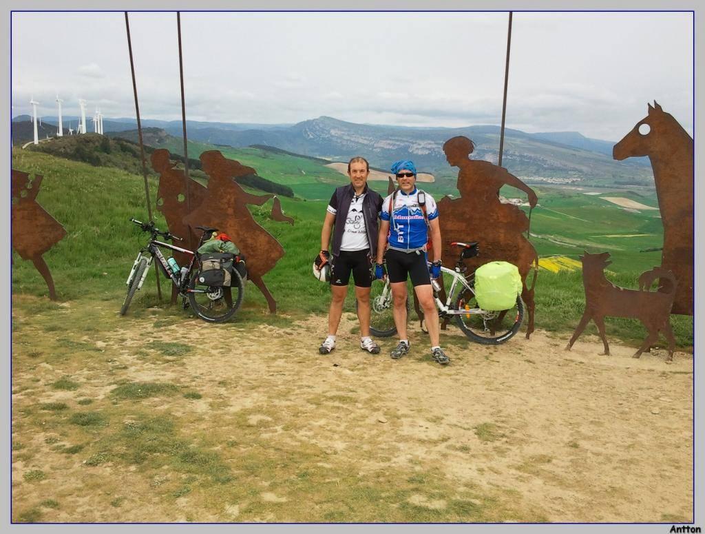 Pamplona - Santiago : nuestro camino 2013-05-07121020