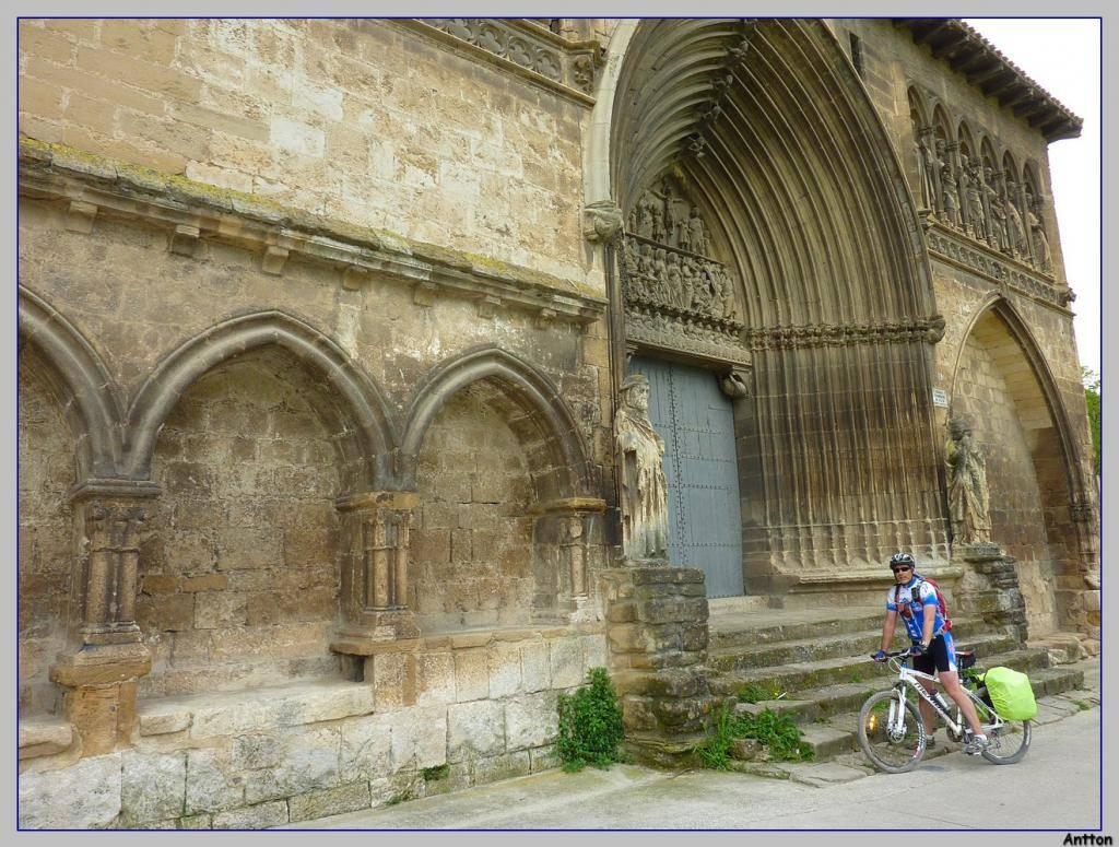Pamplona - Santiago : nuestro camino P1100181