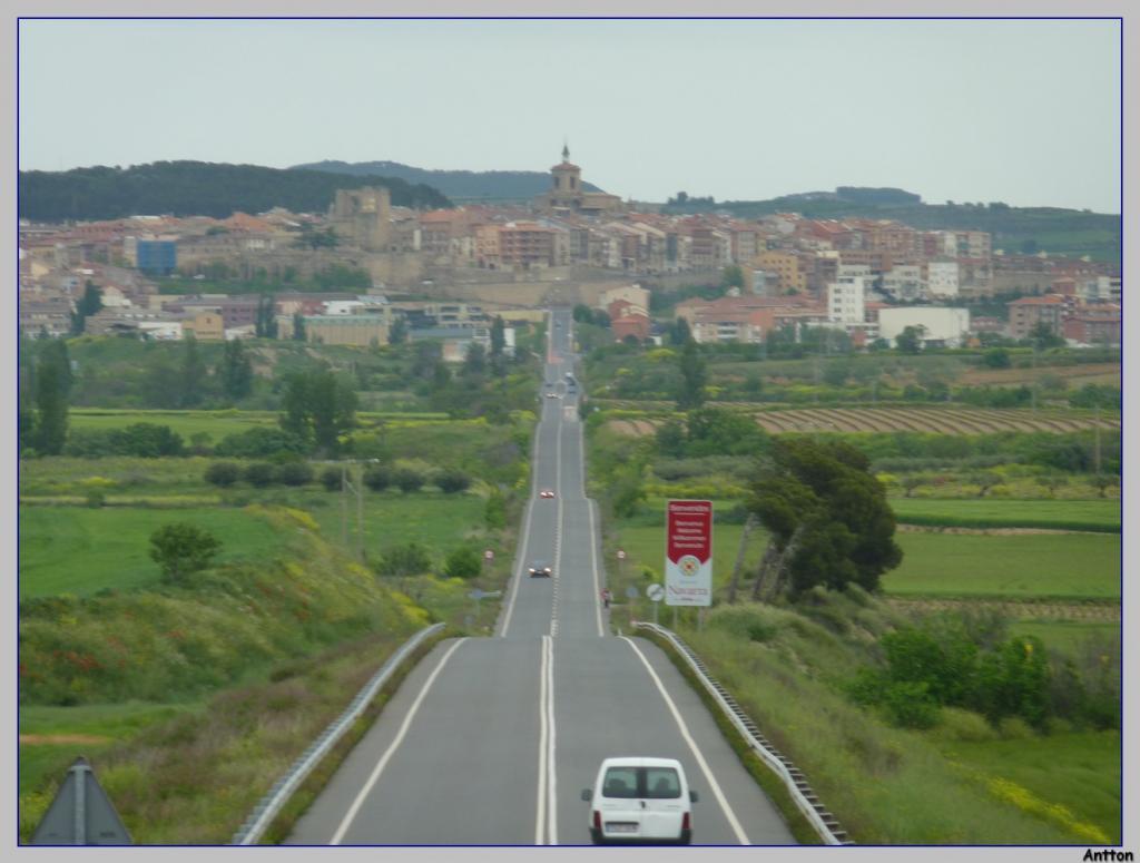 Pamplona - Santiago : nuestro camino P1100196