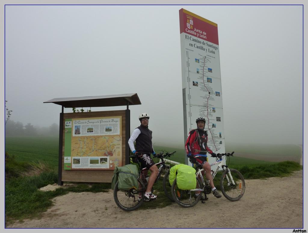 Pamplona - Santiago : nuestro camino P1100226