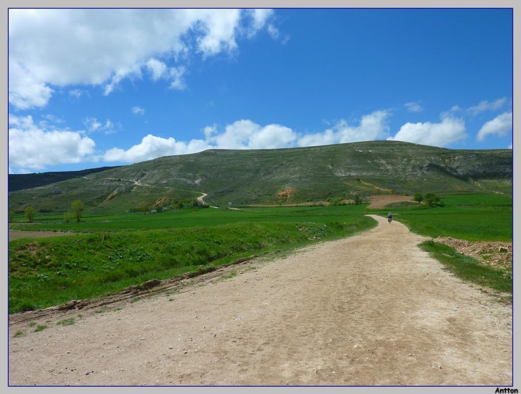 Pamplona - Santiago : nuestro camino P1100266