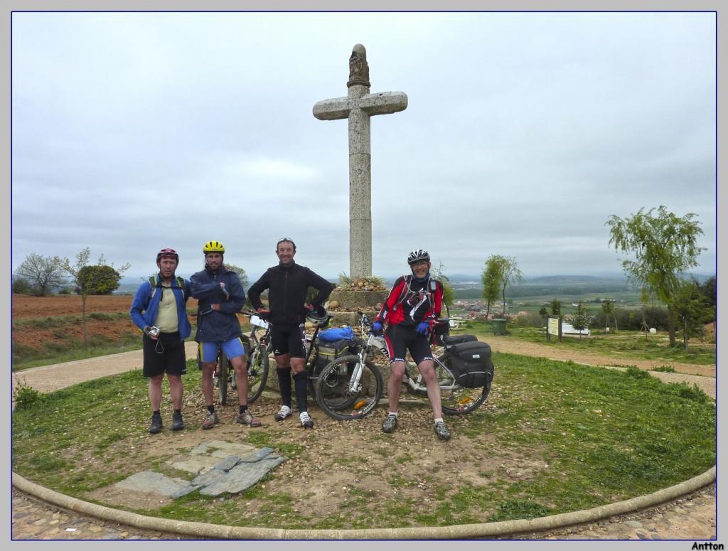 Pamplona - Santiago : nuestro camino P1100336