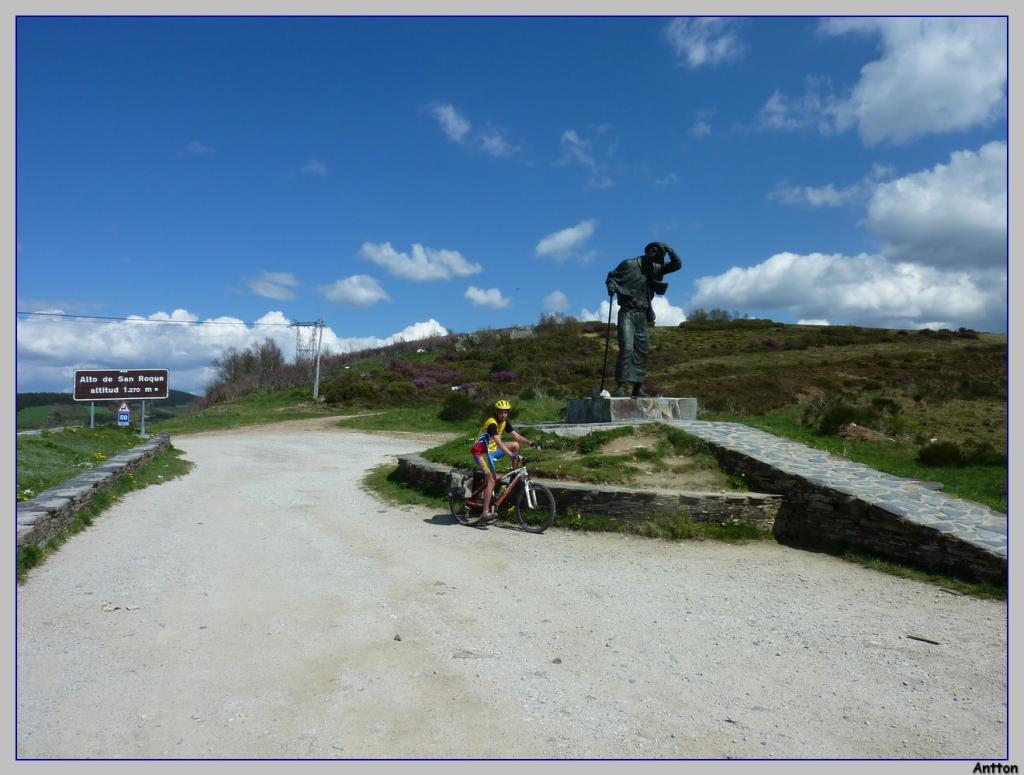 Pamplona - Santiago : nuestro camino P1100408