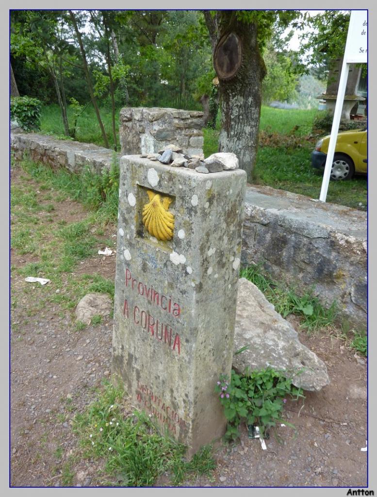 Pamplona - Santiago : nuestro camino P1100446