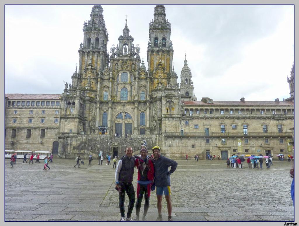 Pamplona - Santiago : nuestro camino P1100470