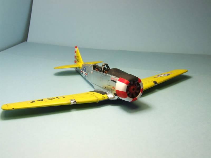 TEXAN T-6G   1:72 C8da6dbd