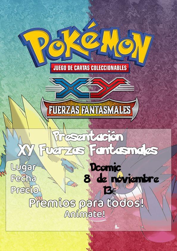 Presentación XY-Fuerzas Fantasmales CartelpresentacionFuerzasFantasmales_zpsb57776aa