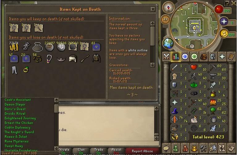 99 Runecrafting Kevin