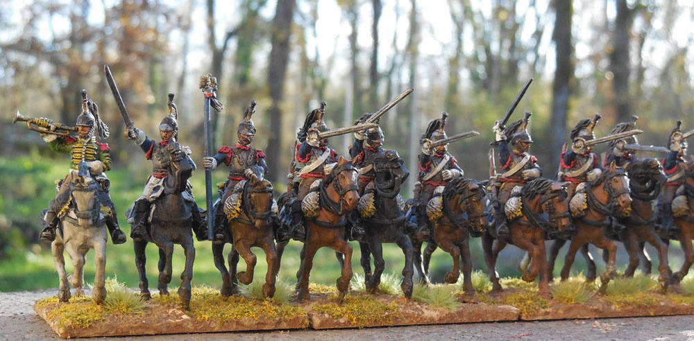 Mes troupes 1er empire Cuirassiers%202