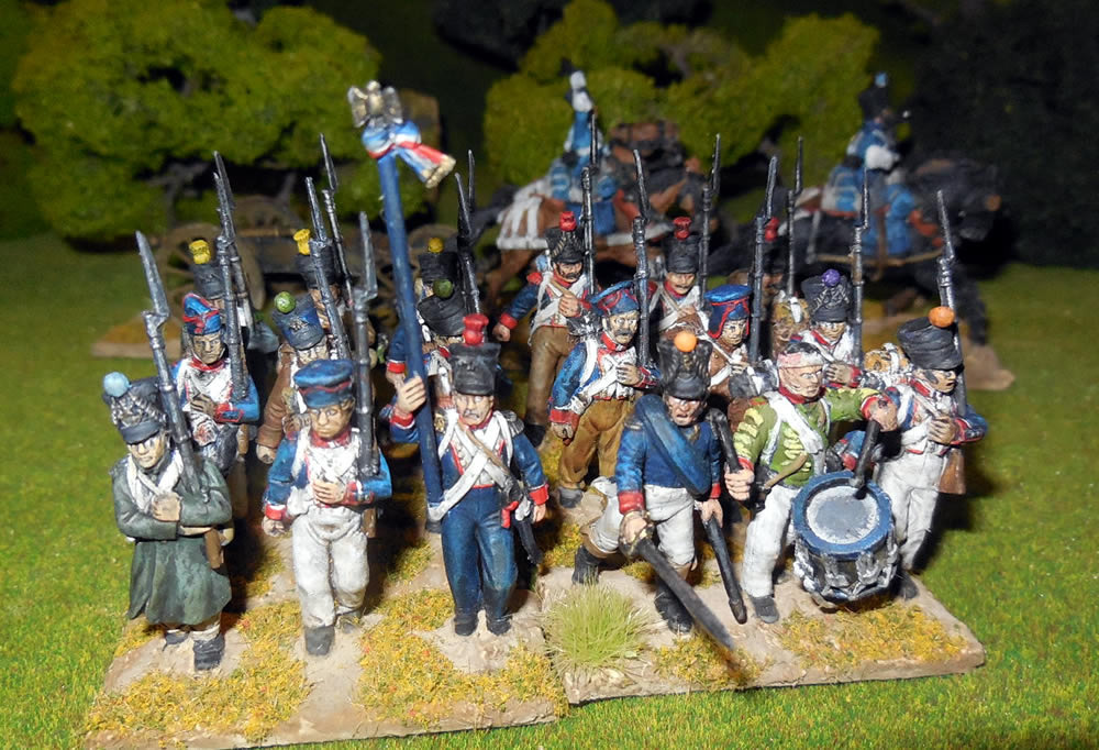 Mes troupes 1er empire Infanterie%201
