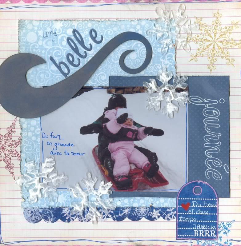 Janvier 2010 ( Titre + couleur) Bellejournee