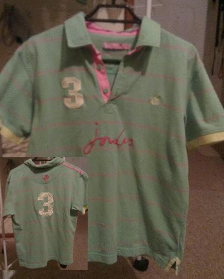 2 x Horse Polo's for sale - Dublin and Joules :) 2777d7a6d474d0096f9e8c9f0f4fc5fb