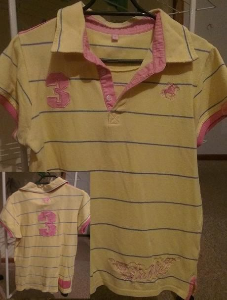2 x Horse Polo's for sale - Dublin and Joules :) Cb154fcfd2b6aa218faff3fd1f8ca30f
