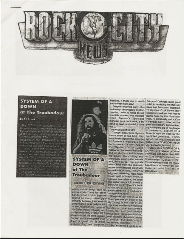 Интервью с первым ударником System Of A Down Andy Khachaturian SOAD_RockCity1