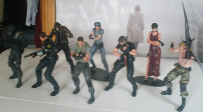 My collection RE_NECA_2
