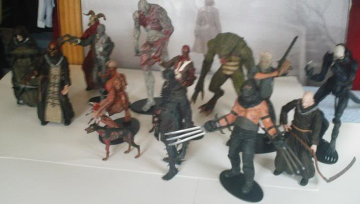 My collection RE_NECA_4