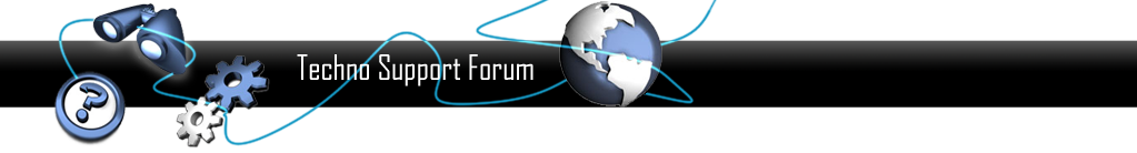 TechnoSupport Forums