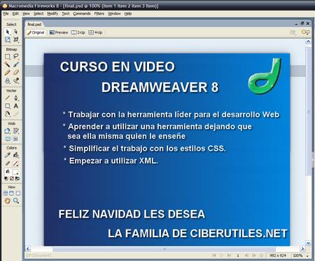 VideoTutoriales para aprender de una forma sencilla DREAMWEAVER