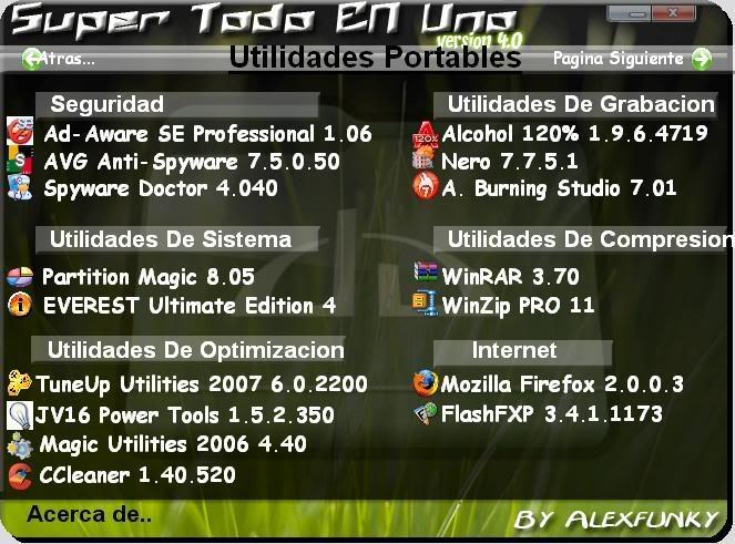 dvd]super Todo En Uno V4.0 Funke3