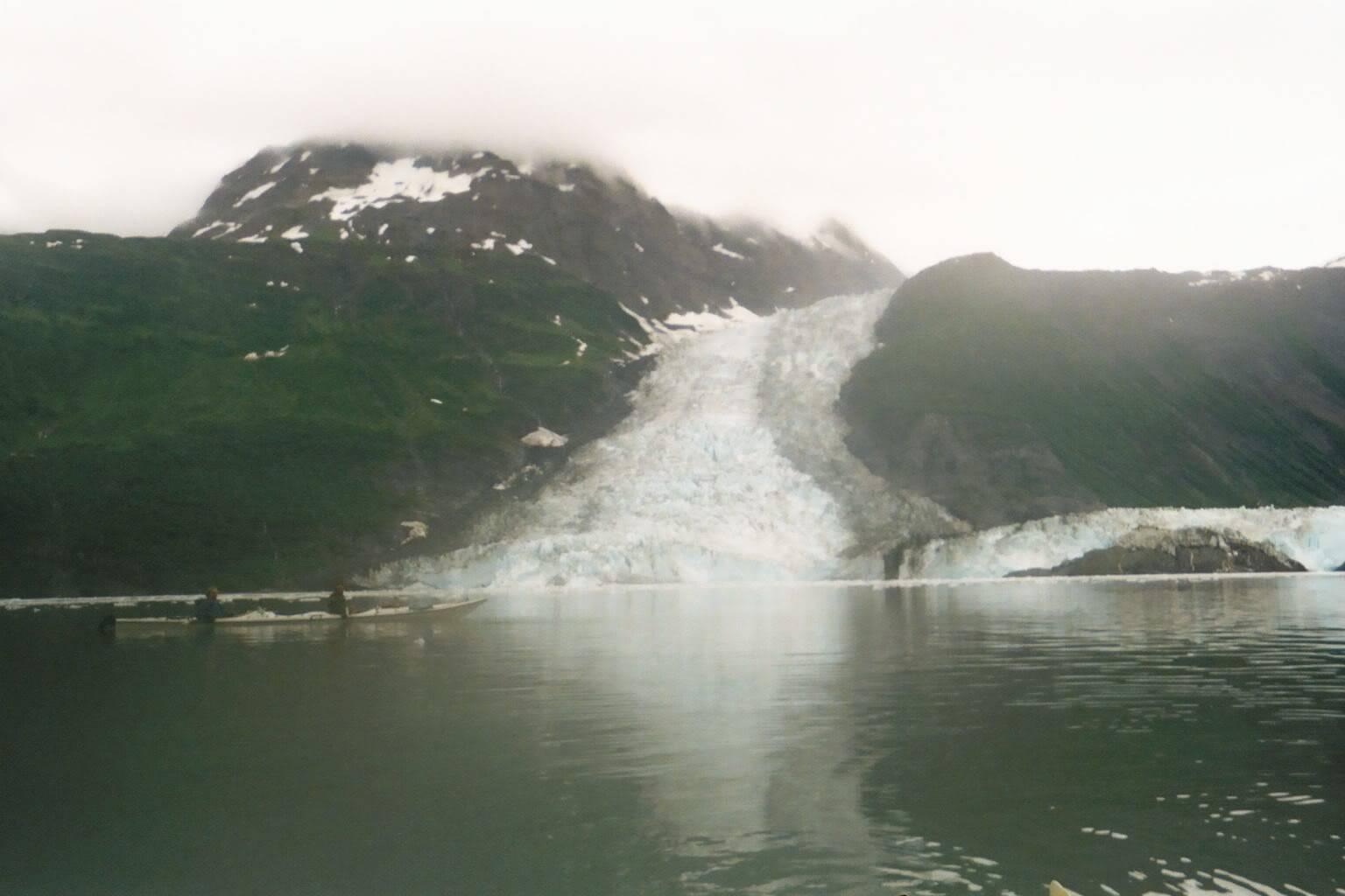 The Glacier Glacier