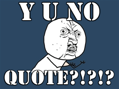 And i Quote ~.~ Yuno3