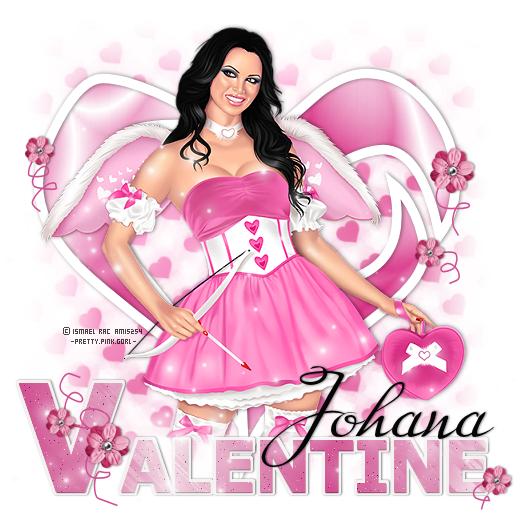 *** VALENTINE *** Rac-Johana-f