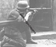 Ametralladora MP40 412