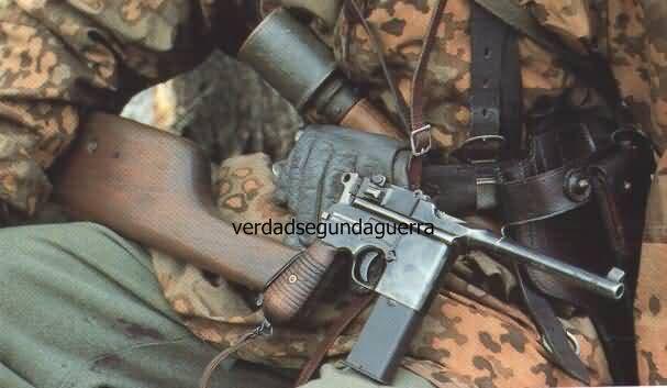 Mauser Schnellfeuer - Pistole Mauser