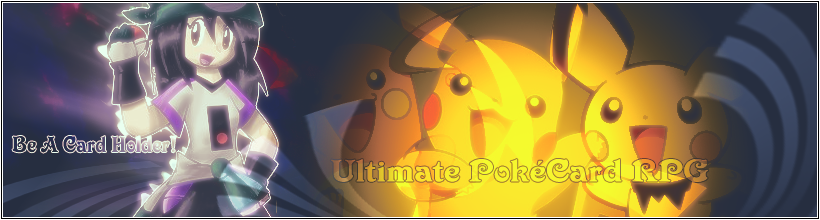 Ultimate Pokecard RPG
