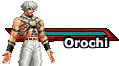 Dios the king of fighters